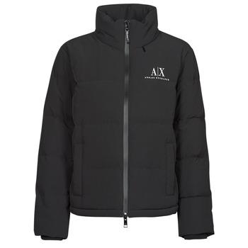 Ruhák Női Steppelt kabátok Armani Exchange 6KYB11 Fekete