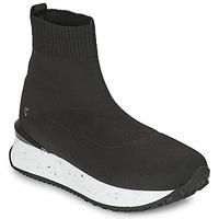 Cipők Női Magas szárú edzőcipők Gioseppo ULUIK Fekete