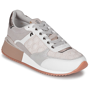 Cipők Női Rövid szárú edzőcipők Gioseppo ENGERDAL Fehér