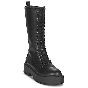 Cipők Női Városi csizmák Gioseppo KITUI Fekete