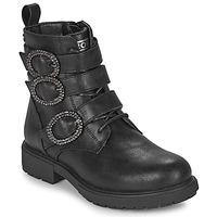 Cipők Lány Csizmák Gioseppo GOUVY Fekete