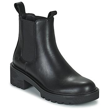 Cipők Női Csizmák Lumberjack RAMONE BEATLES Fekete