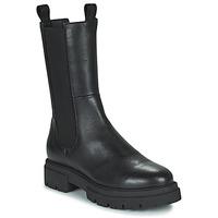 Cipők Női Csizmák Blackstone UL93-BLACK Fekete