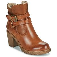 Cipők Női Bokacsizmák Refresh 78969 Teve