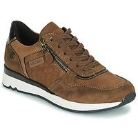 Cipők Női Rövid szárú edzőcipők Refresh 77718 Barna