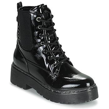 Cipők Női Csizmák Refresh 76084 Fekete