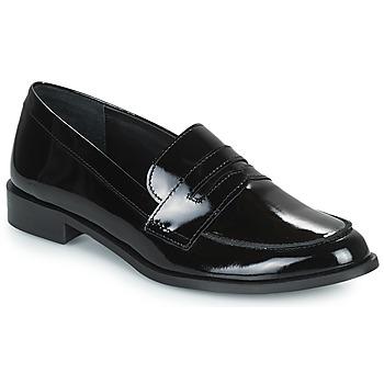 Cipők Női Mokkaszínek JB Martin AGILE Fekete