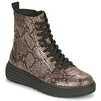 Cipők Női Csizmák Geox PHAOLAE Barna