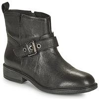 Cipők Női Bokacsizmák Geox CATRIA Fekete