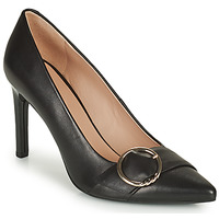 Cipők Női Félcipők Geox FAVIOLA Fekete