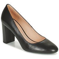 Cipők Női Félcipők Geox PHEBY Fekete