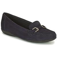 Cipők Női Mokkaszínek Geox ANNYTAH Tengerész