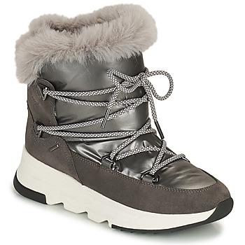 Cipők Női Hótaposók Geox FALENA ABX Szürke