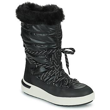 Cipők Női Hótaposók Geox DALYLA ABX Fekete