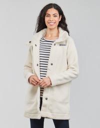 Ruhák Női Kabátok Columbia PANORAMA LONG JACKET Fehér