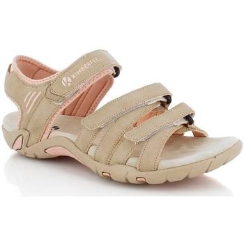 Cipők Női Sportszandálok Kimberfeel DANA Beige