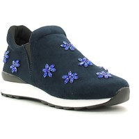 Cipők Gyerek Belebújós cipők Holalà HS040001S Kék
