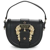 Táskák Női Kézitáskák Versace Jeans Couture FEBALA Fekete