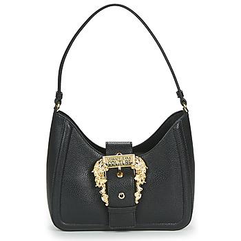 Táskák Női Válltáskák Versace Jeans Couture METARIA Fekete