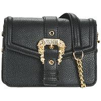 Táskák Női Válltáskák Versace Jeans Couture MATEI Fekete