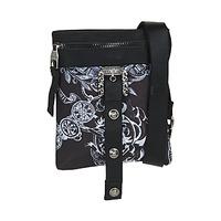 Táskák Férfi Kistáskák Versace Jeans Couture CHIRO Fekete  / Nyomtatott / Bandana