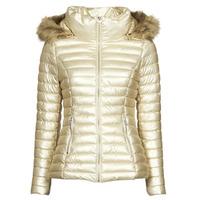 Ruhák Női Steppelt kabátok Les Petites Bombes ALIMA Arany