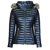 Ruhák Női Steppelt kabátok Les Petites Bombes ALIMA Tengerész