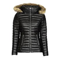 Ruhák Női Steppelt kabátok Les Petites Bombes ALIMA Fekete