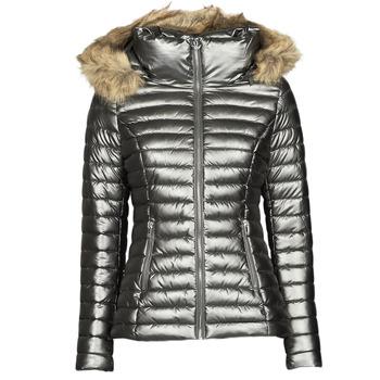 Ruhák Női Steppelt kabátok Les Petites Bombes ALIMA Szürke