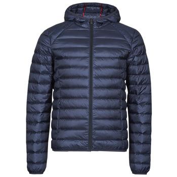 Ruhák Férfi Steppelt kabátok JOTT NICO Tengerész