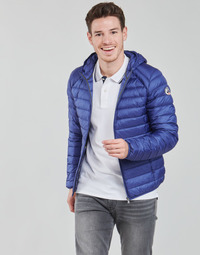 Ruhák Férfi Steppelt kabátok JOTT NICO Kék