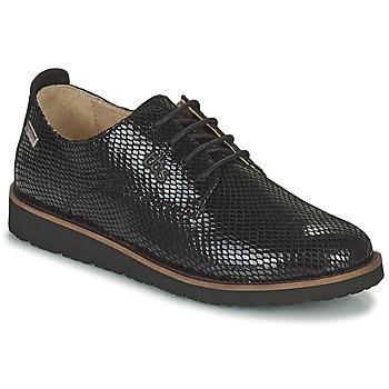 Cipők Női Oxford cipők TBS CELENZA Fekete