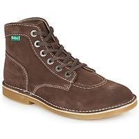 Cipők Női Csizmák Kickers ORILEGEND Barna
