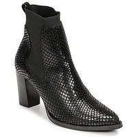 Cipők Női Bokacsizmák Myma TITILA Fekete