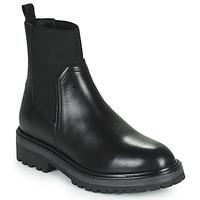 Cipők Női Csizmák Myma TITUA Fekete