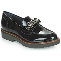 Cipők Női Mokkaszínek Myma TOTILE Fekete