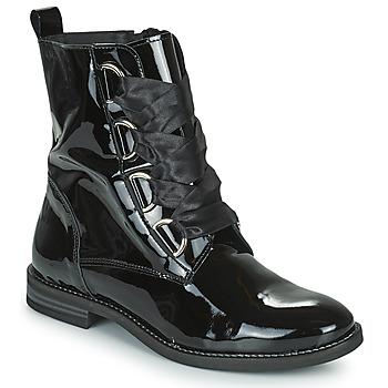 Cipők Női Csizmák Myma TULILU Fekete