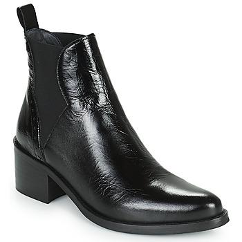 Cipők Női Bokacsizmák Myma TILIAN Fekete