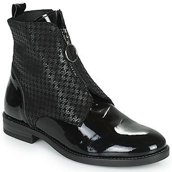 Cipők Női Csizmák Myma TUALINA Fekete