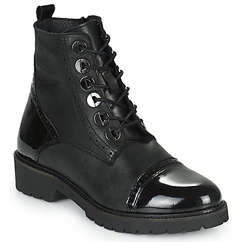 Cipők Női Csizmák Myma TUATA Fekete