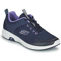 Cipők Női Rövid szárú edzőcipők Skechers ULTRA FLEX PRIME Tengerész