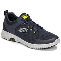 Cipők Férfi Rövid szárú edzőcipők Skechers ELITE FLEX PRIME Tengerész / Citromsárga