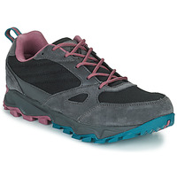 Cipők Női Túracipők Columbia IVO TRAIL WP Fekete