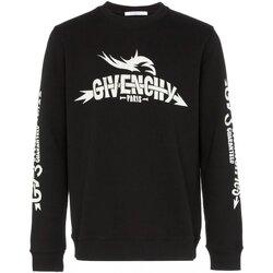 Ruhák Férfi Pulóverek Givenchy BM700L30AF Fekete