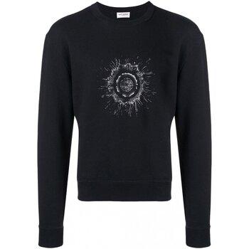 Ruhák Férfi Pulóverek Yves Saint Laurent BMK551630 Fekete