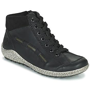 Cipők Női Csizmák Rieker GUERINA Tengerész