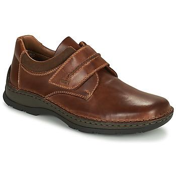Cipők Férfi Oxford cipők Rieker EARNA Barna