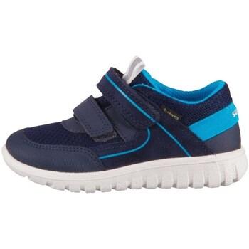 Cipők Gyerek Rövid szárú edzőcipők Superfit Sport 7 Mini