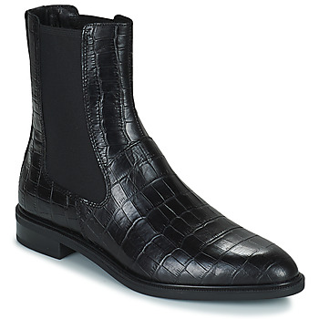 Cipők Női Csizmák Vagabond Shoemakers FRANCES Fekete