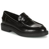 Cipők Női Mokkaszínek Vagabond Shoemakers ALEX W Fekete